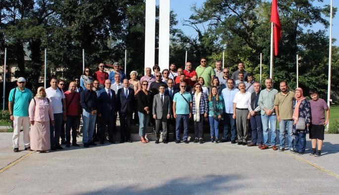 Romanya'da 8. Uluslararası Balkanlar Sosyal Bilimler Kongresi'ne destek