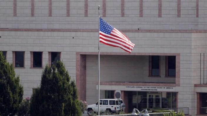 ABD Başkonsolosluğu'nda ikinci gözaltı