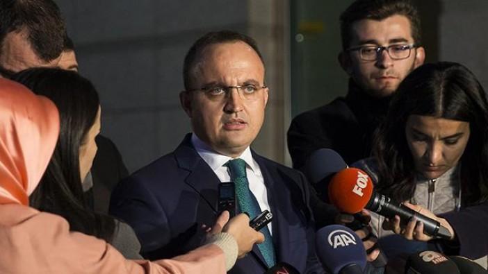 AK Parti'den istifalara ilişkin açıklama