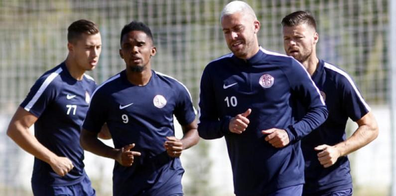 Antalyaspor: 1 - Göztepe: 3