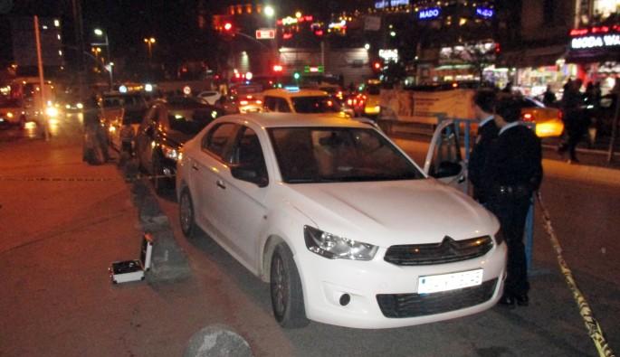 Aracının içinde çay içerken fenalaşan şahıs öldü