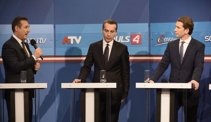 Avusturya'daki seçimler sona erdi