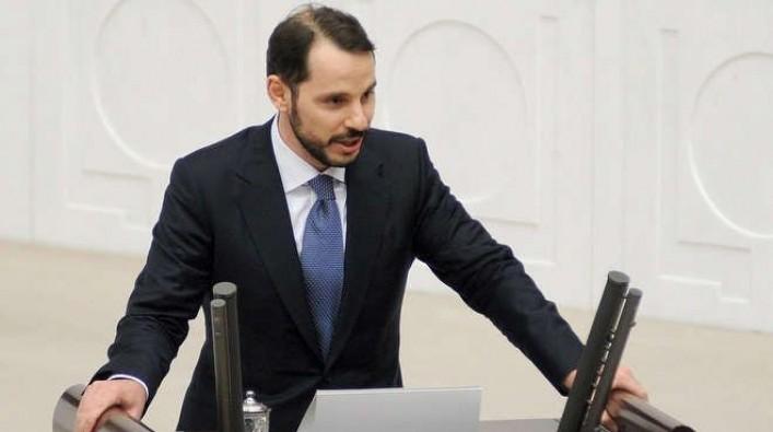 Bakan Albayrak'tan 'bor madeni' müjdesi