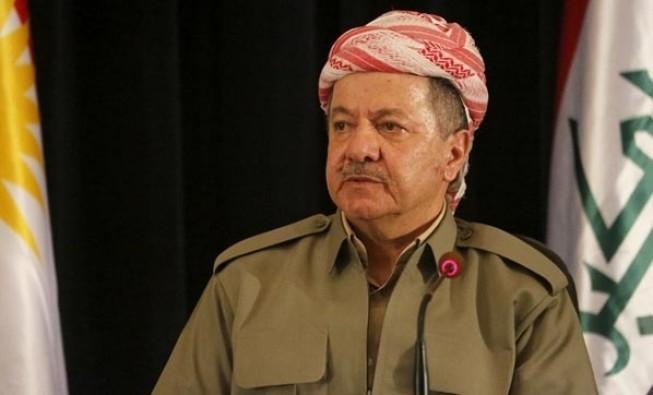 Barzani'den flaş çağrı!