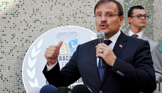 Başbakan Yardımcısı Çavuşoğlu Bursa Karacabey'de