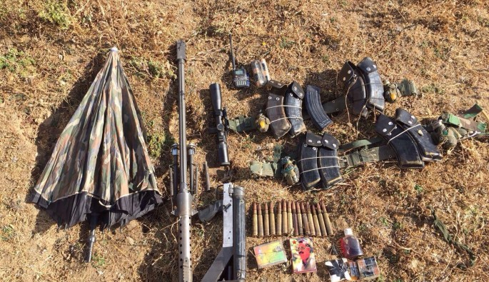 Bitlis'te teröristlerin inine baskın