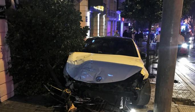 Bursa'da feci kaza! Aşırı hız can aldı