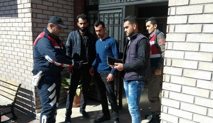 Bursa'da Jandarma dedektif gibi çalıştı, hırsızı kıskıvrak yakaladı