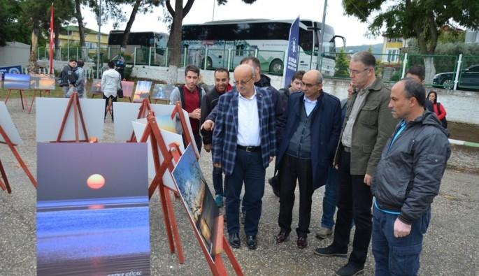 Bursa İznik'te Gün Batımı Şenliği