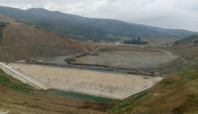 Bursa'ya dev bir baraj daha