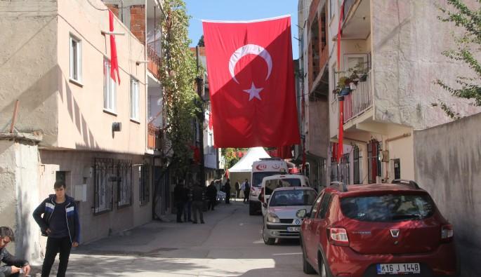 Bursa'ya şehit ateşi düştü! Onbaşı Daha Çelik şehit oldu