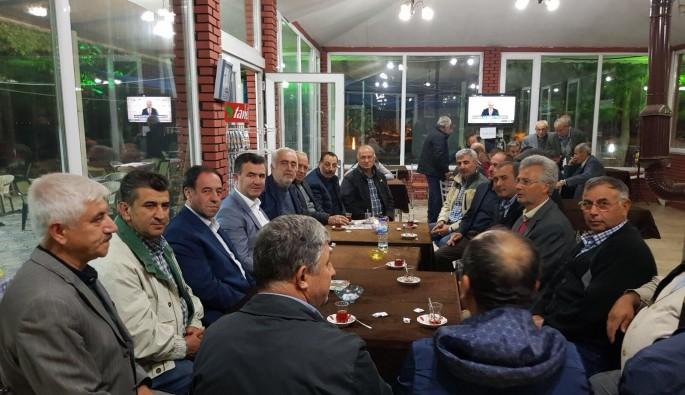 Bursa zeytininde rekolte alımları devam ediyor