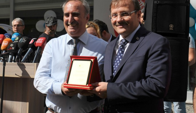 """Çavuşoğlu: """"Engelliler Yaşam Merkezi için ödenek çıktı"""""""