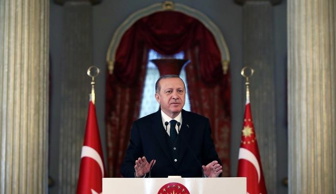 """Cumhurbaşkanı Erdoğan: """"Ben adalet arıyorum"""""""