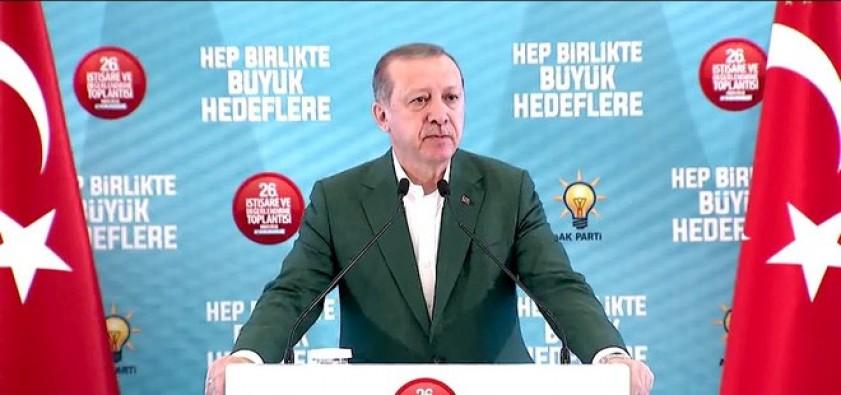 Cumhurbaşkanı Erdoğan: Mutabakatla gereği yapılacak kimse alınmamalı