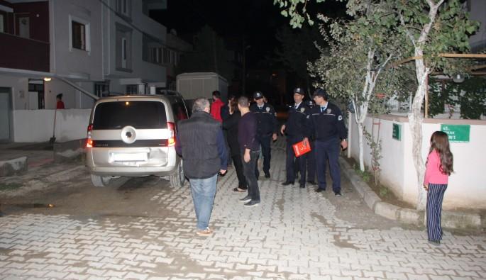 Bursa'da duvarın altında kalan polis hayatını kaybetti