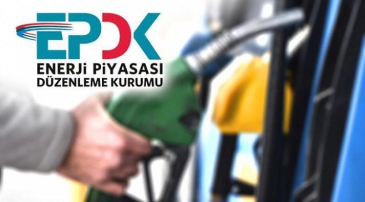 EPDK'dan akaryakıt şirketlerine ceza yağdı