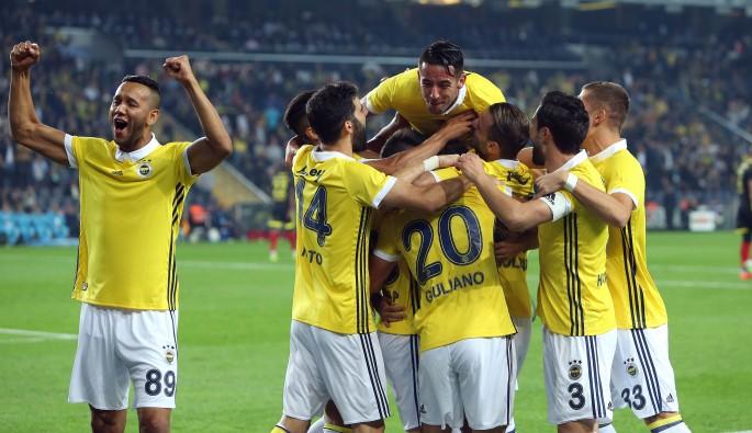 Fenerbahçe evinde sekteye uğramadı