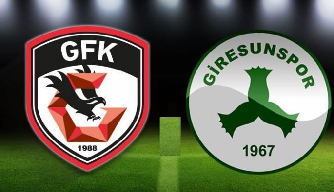 Gazişehir Gaziantep-Giresunspor maçı saat kaçta?