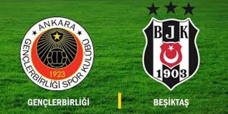 Gençlerbirliği-Beşiktaş maçı hangi kanalda, saat kaçta, bilet fiyatları?