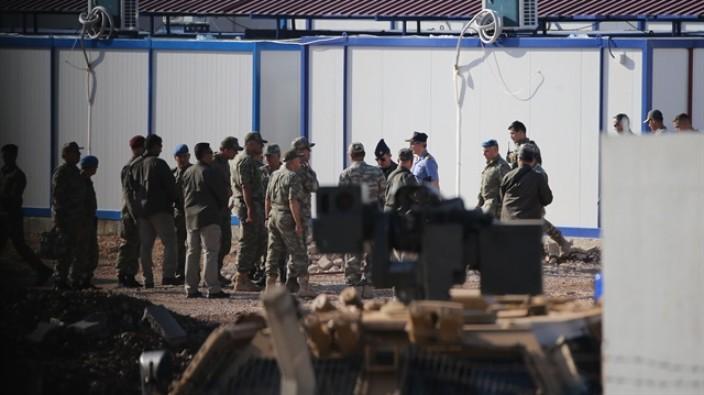 Genelkurmay Başkanı Orgeneral Akar'dan sınır karakollarına inceleme