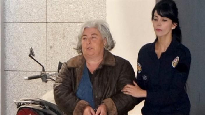 'Gezi'nin sapanlı teyzesi'  tutuklandı