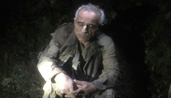 Hatay'a düşen Suriye uçağının pilotu serbest bırakıldı