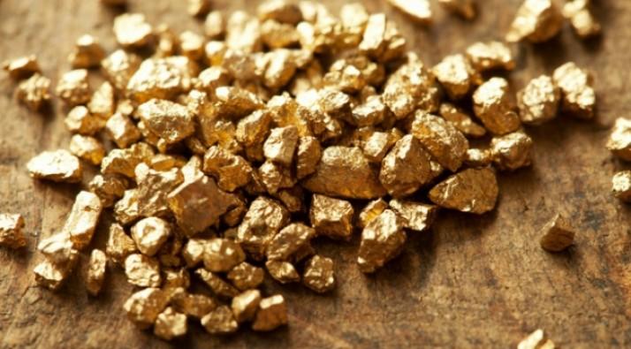 Kanalizasyonda altın madeni keşfedildi