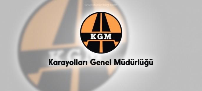 Karayolları Genel Müdürlüğü (KGM) 640 Personel Alım İlanı