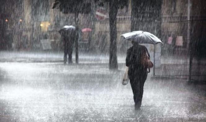 Meteoroloji'den 7 il için kuvvetli yağış uyarısı