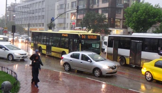 Meteorolojiden yarın için yağış uyarısı