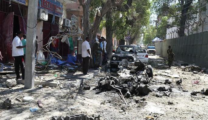 Mogadişu saldırısında ölenlerin sayısı 358'e yükseldi