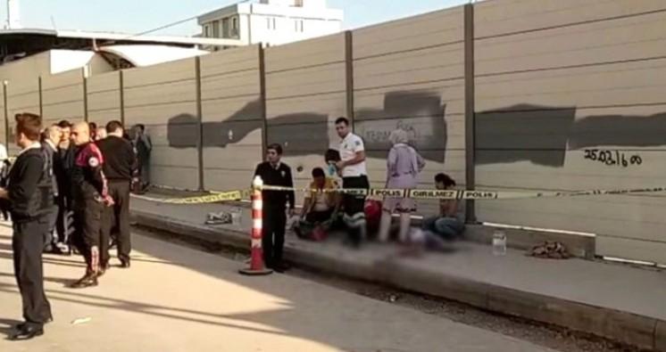 Okul çıkışı dehşet! Bir öğrenci öldü, 2 öğrenci yaralandı!