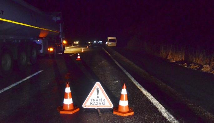 Şanlıurfa'da korkunç trafik kazası