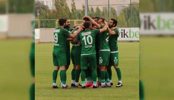 Sivas Belediyespor, Tokatspor'a gol yağdırdı