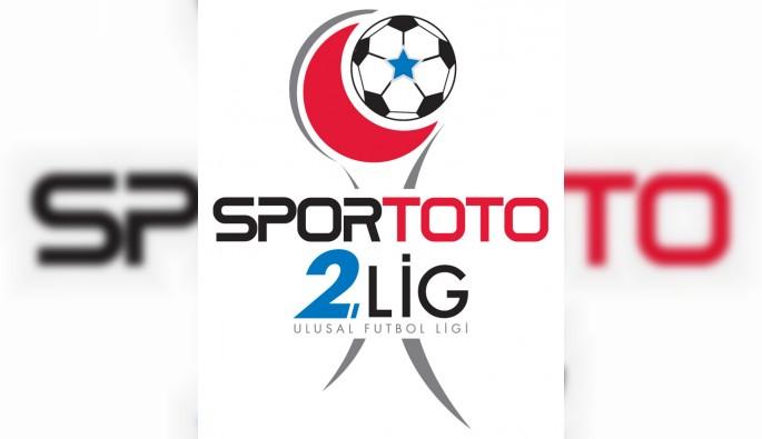 TFF 2. Lig Beyaz ve Kırmızı Grup'ta 8. hafta sonu görünüm
