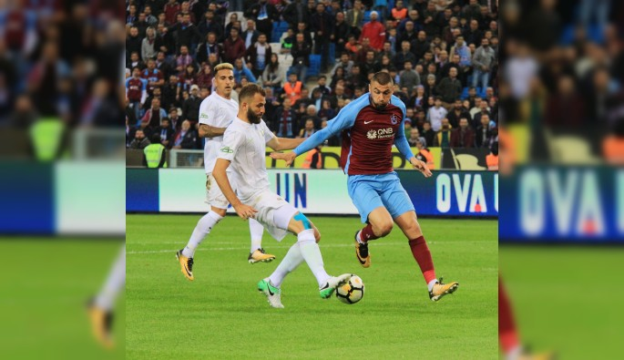 Trabzonspor'da tarihi sonuç