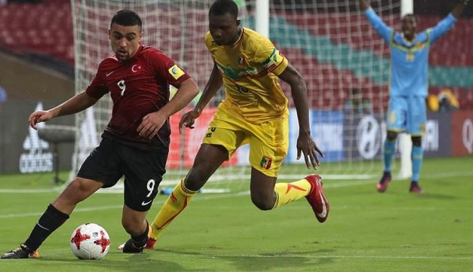 Türkiye-Mali U17 maç sonucu: 0-3