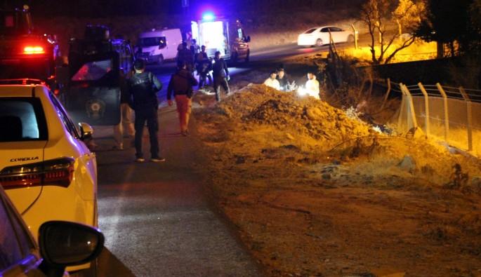 Zırhlı araca bombalı saldırı: 2 polis yaralı