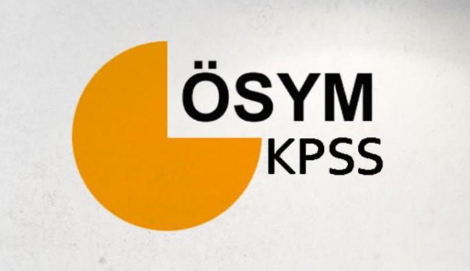 2018 KPSS sınav tarihleri belli oldu