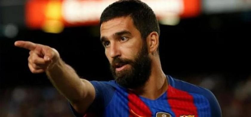 Barcelona Kulübü'nden Arda Turan açıklaması