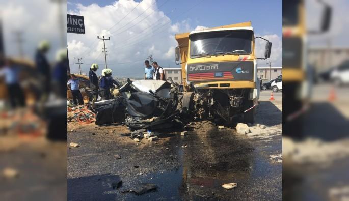 Başsavcı kazası davasında kamyon şoförüne 12 yıl hapis