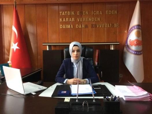 Bursa Büyükorhan'a kadın kaymakam