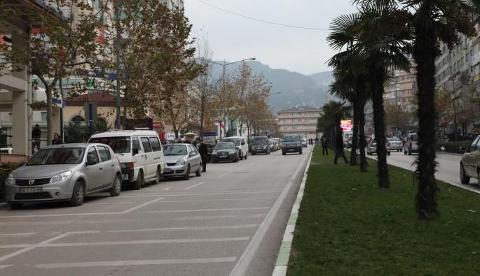 Bursa'da Burbak otoparklarında indirim