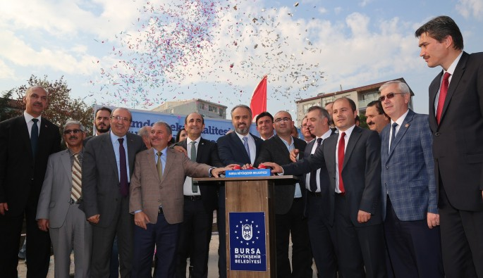 Bursa'da eğitimde dönüşüme yeni bir halka