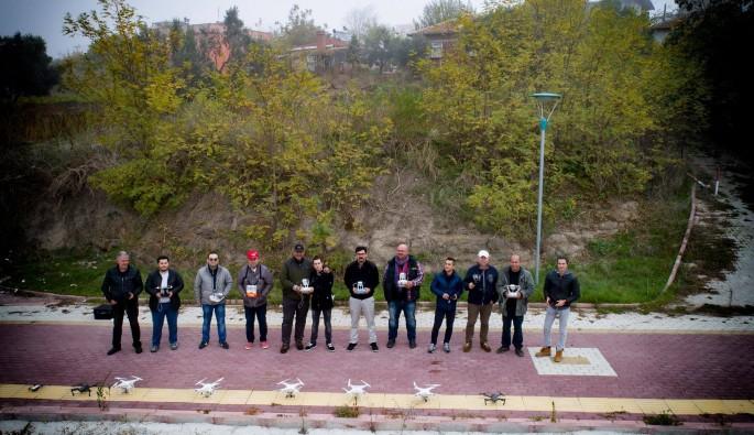 Bursa'da kaçak avcılığa karşı Dronelu çözüm