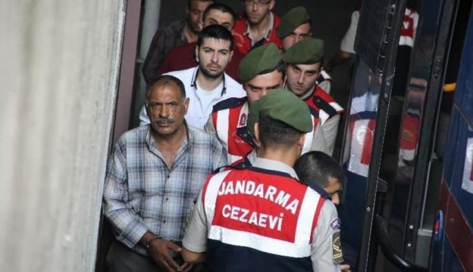 Bursa'da roman düğünü davasında 6 tahliye