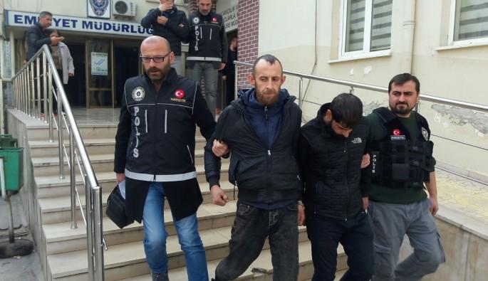 Bursa'da vatandaş whatsApp'tan ihbar etti polis yakaladı