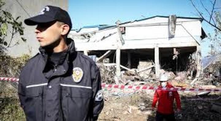 Bursa'daki patlamayla ilgili Çalışma Bakanlığı iki bürokratı görevden aldı