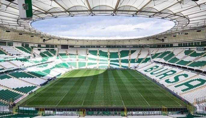 Bursaspor - Göztepe maçı bilet fiyatları belli oldu